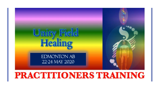 UFH PRACTITIONERS TRAINING EDMONTON 22-24 MAY 2020