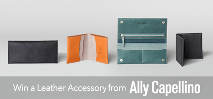 Win an accessory from Ally Capellino with the London De...