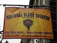 The National Black Theatre's Communication Arts Program logo