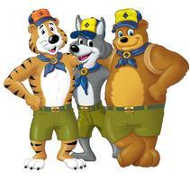 Pack 809 Annual Registration: 2014-2015