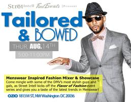 "TropicThursdays ""Tailored & Bowed Fashion Showcase"""
