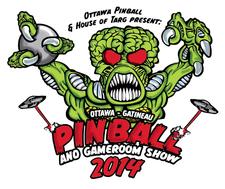 Ottawa Pinball logo