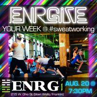 Sweatworking at ENRGi