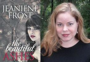 Afternoon Tea with Author Jeaniene Frost