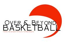 OVER & BEYOND BASKETBALL logo