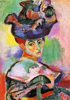 Public Class: Crazy Colorful Matisse Portraits