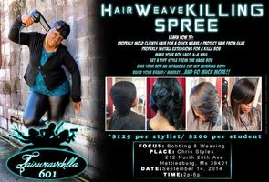 HairweaveKILLING SPREE