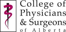College of Physicians & Surgeons of Alberta (CPSA) logo