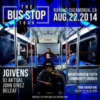 The Bus Stop Tour | Rancho Cucamonga, CA