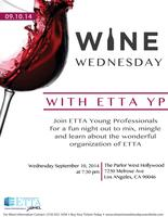 Wine Wednesday with ETTA YP