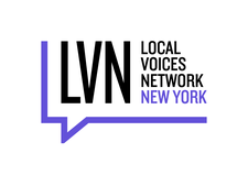 Local Voices Network New York City logo