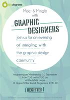 Meet & Mingle with Graphic Designers