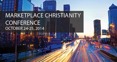 Marketplace Christianity Conference