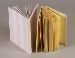 Book Arts Workshop - Limp Paper Binding
