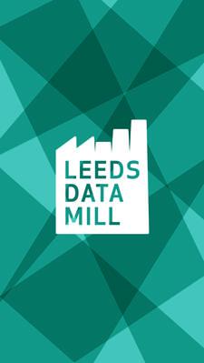 Leeds Data Mill  logo