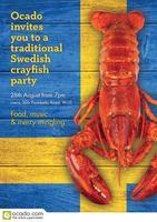 Ocado & LondonSwedes presents: The Swedish Crayfish...