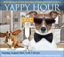 YAPPY HOUR: D.C. Celebrates National Dog Day
