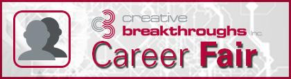 CBI Career Fair - September 3, 2014