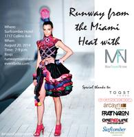 Runway from the Miami Heat
