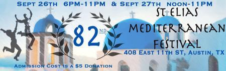 82nd Annual Mediterranean Festival