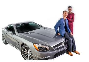 FGI & of Maplewood Present: Mercedes-Benz...
