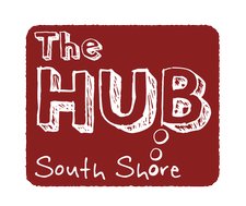The HUB South Shore logo