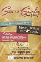 Sax on Sundays Jazz Series