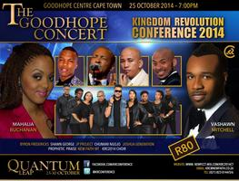 THE GOODHOPE CONCERT - KRC2014