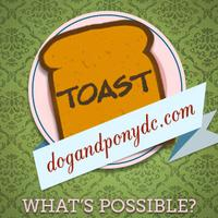 10/18 - TOAST @ CHAW - SOLD OUT (Join the Waitlist!)