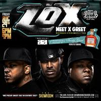 Labor Day Weekend 8.29.14 The LOX Meet x Greet At The...