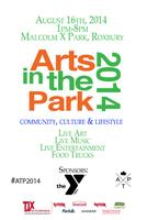 Arts in the Park #ATP2014