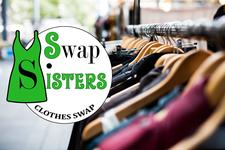 Swap Sisters - Clothes Swap - for the Sustainable Fashion Lovers logo