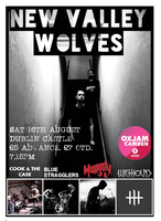 Oxjam Camden Presents: New Valley Wolves + support