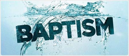 Baptism Celebration and Dinner Reception