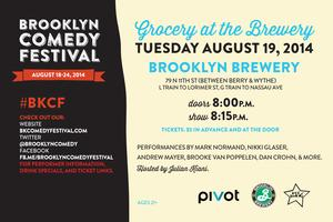 Brooklyn Comedy Festival Presents: Grocery at the...