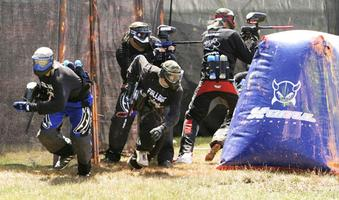 Outeraction Paintballing