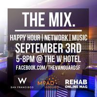 The MoAD Vanguard presents: The Mix | Happy Hour |...