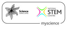 Teach Design & National STEM Centre logo