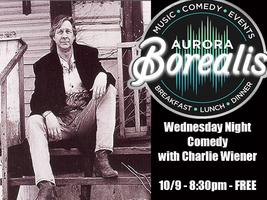 Wednesday Night Comedy with Charlie Wiener