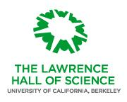 The Lawrence Hall of Science logo