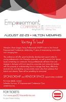 Empowerment Conference Vendor Booth