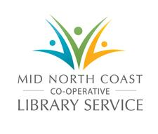 Port Macquarie-Hastings Library Service logo