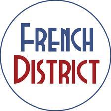 French District logo