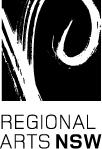 Regional Arts NSW logo
