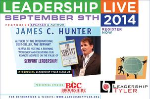 Leadership LIVE 2014 (Kickoff for Class 28)