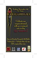 Sesquicentennial Black & Gold Gala