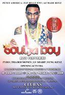 Petey America Presents: Soulja Boy Live in Tucson,...