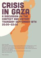 Crisis in Gaza: A Discussion on the Context and History