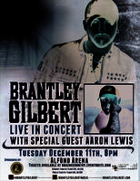 Brantley Gilbert w/ Special Guest Aaron Lewis and Featuring...