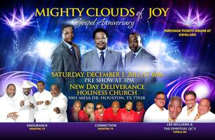 Mighty Clouds Of Joy Gospel Anniversary